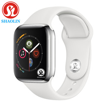 Bluetooth Smart Watch Smartwatch Series 4 Men with Phone Call Remote Camera for IOS Apple watch iPhone Android Samsung HUAWEI стоимость