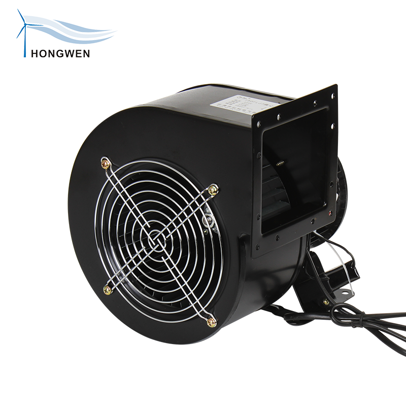 Small Industrial Frequency Centrifugal Fan 120W Multi-wing Cooling Fan 220V Air Model Arch Blower 380V Mute