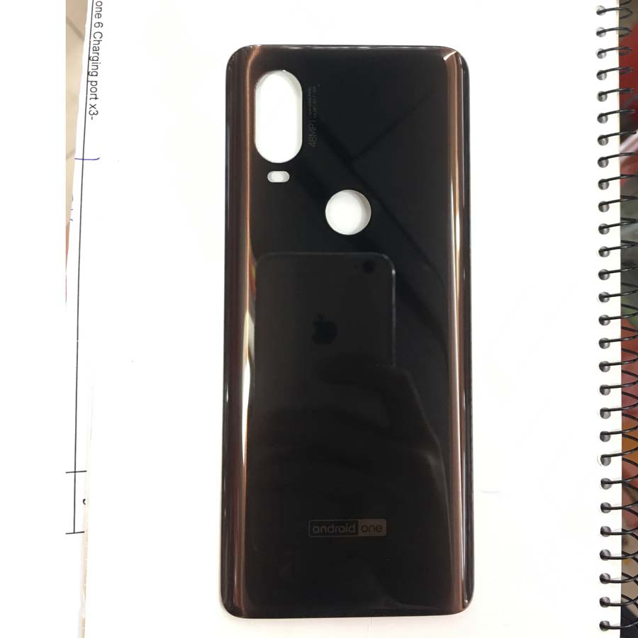 One Vision Rear Battery Cover