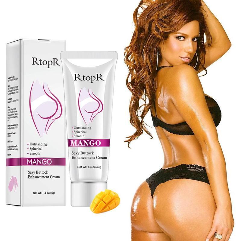 40g Natural Butt Enhancement Cream Sexy Hip Buttock Enlargement Hip Enhancer Ass Lift Up Plant Extract Effective Massage Cream