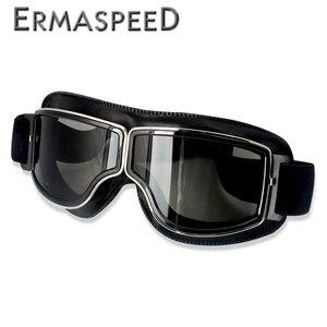 Motocross Goggles Helmet Pilot