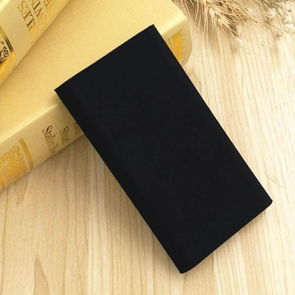 Bank Silikon Pelindung Case Penutup Shell Kulit untuk Xiaomi Xiao Mi Power Bank 10000 MAh 2 Pro Aksesori Capa caso Capinha