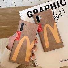 DCHZIUAN Retro pattern shockproof Case For Samsung
