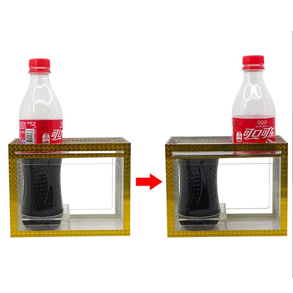 Zigzag botella de Cola después botella de Cola accesorios mágicos para escenario Super efecto fiesta truco mágico accesorios Magia juguetes Magia Gadget de broma