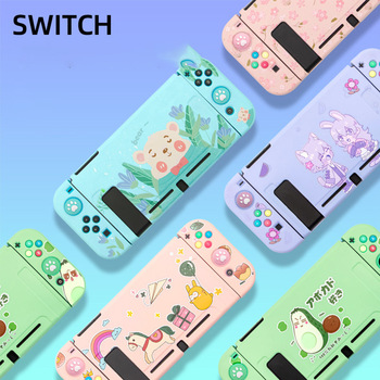Protective Case Shell for Nintend Switch Lite Grip Shock Proof  Anti-Slip