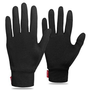 Gym Fitness Gloves Body Building Training Wrist Weight Lifting Gloves Breathable Silica Gel Anti-Skid Sports Workout Gloves high quality sports gym gloves wrist weights fitness men gloves half finger breathable anti skid silica women gloves