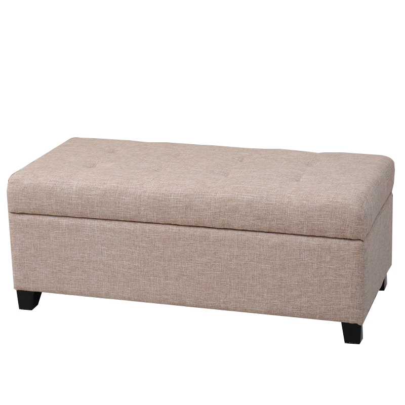 European Storage Stool Clothing Store Stool Pedal Sofa Living Room Bench Bed Fabric Storage Can Sit Shoes Bench