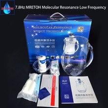 MRETOH 7,8Hz activador de agua de resonancia Molecular reducir la presión arterial alta azúcar en la sangre, alta grasa en la sangre salida de fábrica