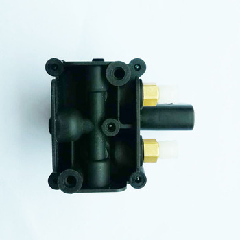 brand new suspension system air pump parts auto air valve used for BMW F02 F01 F11 E70 37206789450 F01 E61 730I image