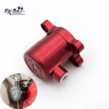 CNC Aluminum Motorcycle Slave Cylinder 28mm For Ducati  Diavel 2011-2018 Monster 696 796 12-14 1100 EVO 11-13 1200/S/R 14-18