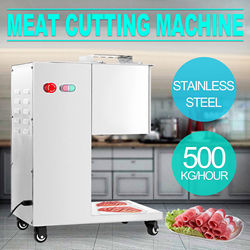 Professional Commercial Meat Slicer Meat Cutting Machine Cutter
