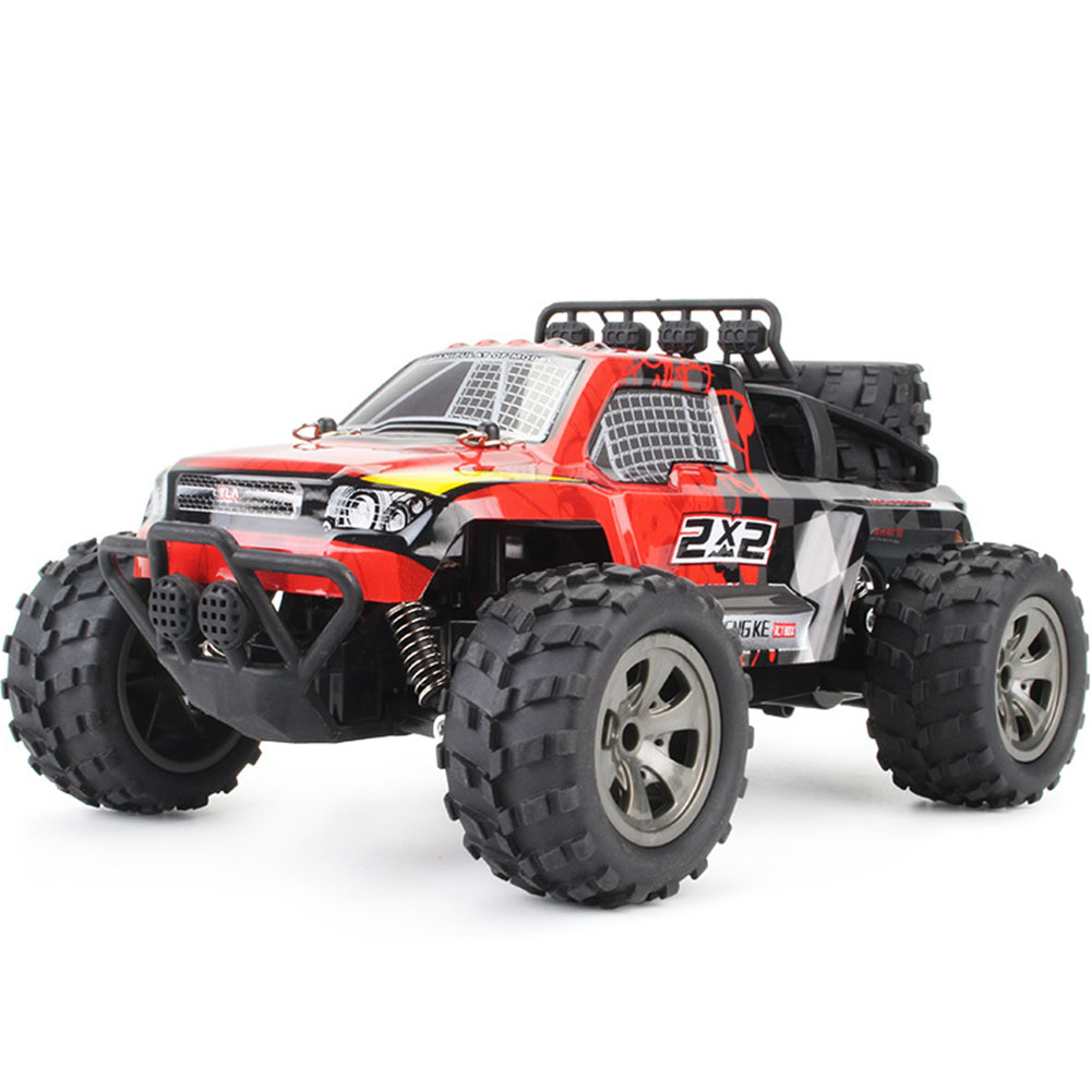 2019 New RC Car 2.4G 4CH Rock Crawlers Driving Car Drive Bigfoot Car Remote Control Car Model OffRoad Vehicle Toy rc cars drift