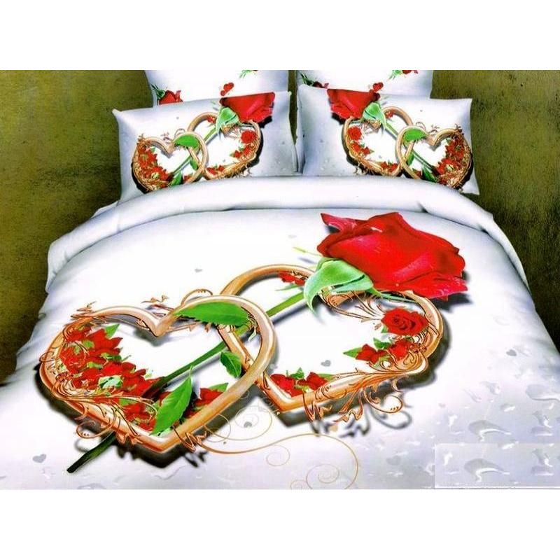 Bedspread euro Tango, 180/5-12, 220*240 cm, with наволочками bedspread euro tango steamed cotton 3d 2224 03 220 240 cm