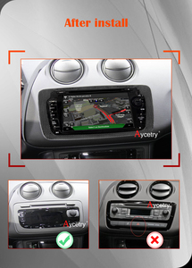 Image 5 - PX6 Car Radio 2 din Android 10 Multimedia DVD player autoradio audio For Seat Ibiza 6j 2009 2013 2din stereo Navigation GPS DSP