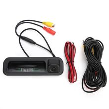 CCD HD Car Trunk Handle Rear View Camera Waterproof Reverse Monitoring Camera Fit for Ford Focus MK3 2011 2012 2013 2014