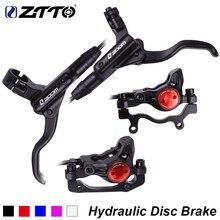 ZTTO – Kit freins à disques hydrauliques à tirage linéaire pour cycles,accessoires de freinage avant et arrière de 800 à 1400mm pour vélo de route, électrique ou VTT,