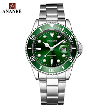 Mens Watches Casual Quartz Watches Men Stainless Steel Ananke Top Brand Luxury Waterproof Relogio Masculino Esportivo Clock