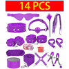 14 PCS Purple