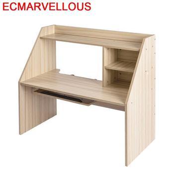 Bureau Meuble Lap Tafel Escritorio Bed Biurko Pliante Adjustable Mesa Bedside Laptop Stand Tablo Study Table Computer Desk