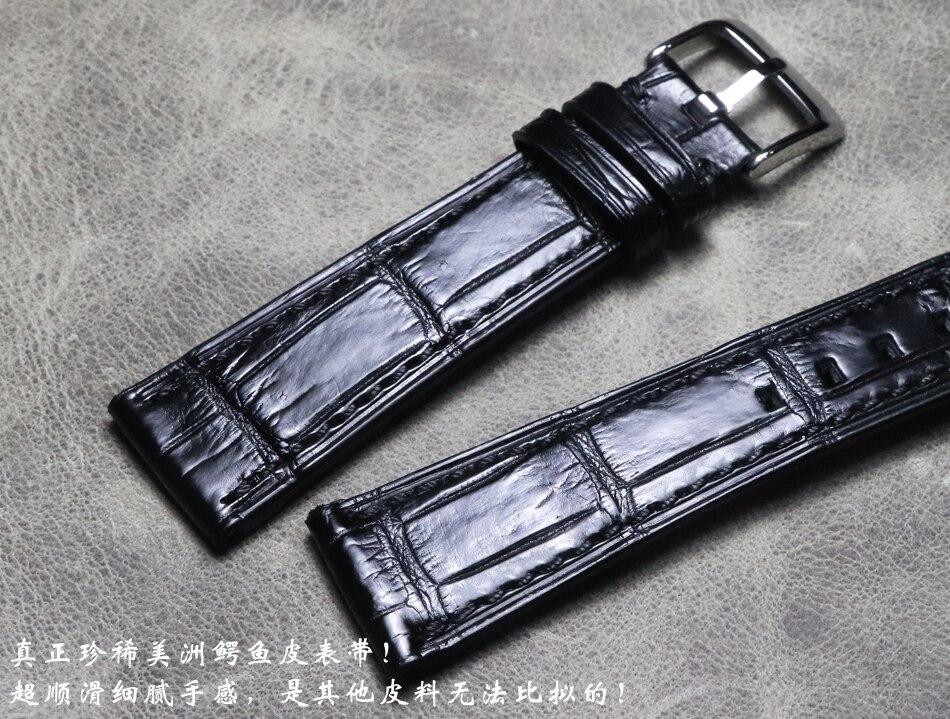 slub padrão pulseira de relógio pulseira de
