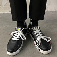 BIGFIRSE/модная обувь для мужчин; брендовая дышащая обувь на плоской подошве; Мужская и женская обувь; сезон весна-2020; zapatos hombre; повседневная обув...