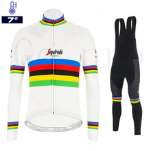 2020 SEGAFREDO Pro Cycling Team Jersey Quick-drying Long-sleeved Jerseys and Cycling Shorts Cycling Sets Clothes 10 Colors