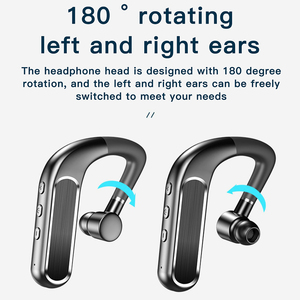 Image 5 - New Y10 Business Bluetooth Earphone Wireless Touch Headphones Stereo Handsfree Noise Reduction HD Mic Earbuds With Charging Box