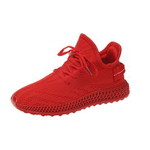 Candy color breathable sports shoes female 2019 new wild casual shoes