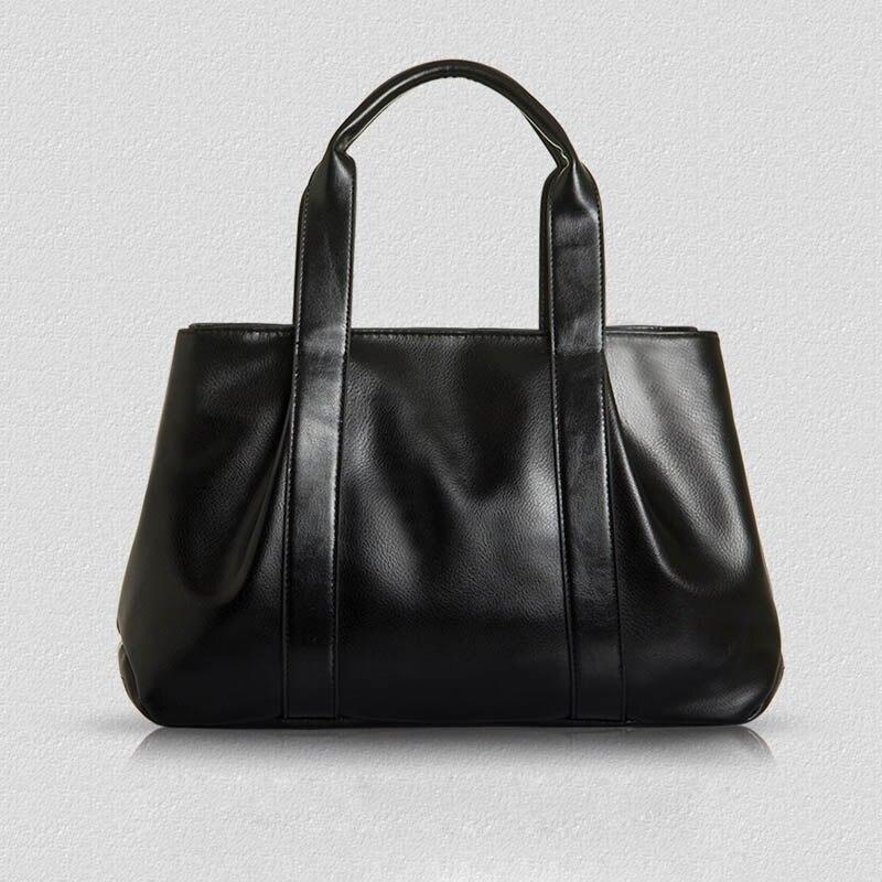 Luxury Women Leather Handbag Crossbody Messenger Bag Large Tote Handbags Casual Man Bag Shoulder Bags Briefcases Business Office