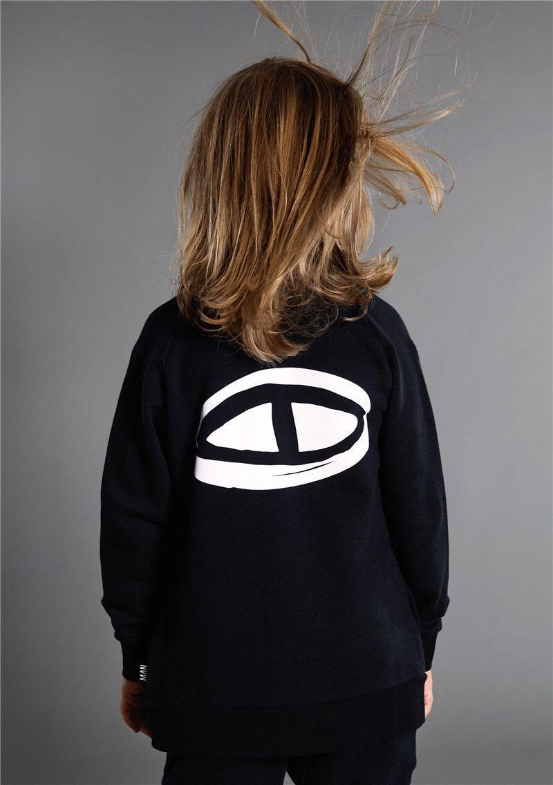 2020 Brand Kids Sweaters New Autumn Boys Girls Fashion Print Sweatshirts Hoodies Baby Children T-shirt Cotton Outwear Clothes 2