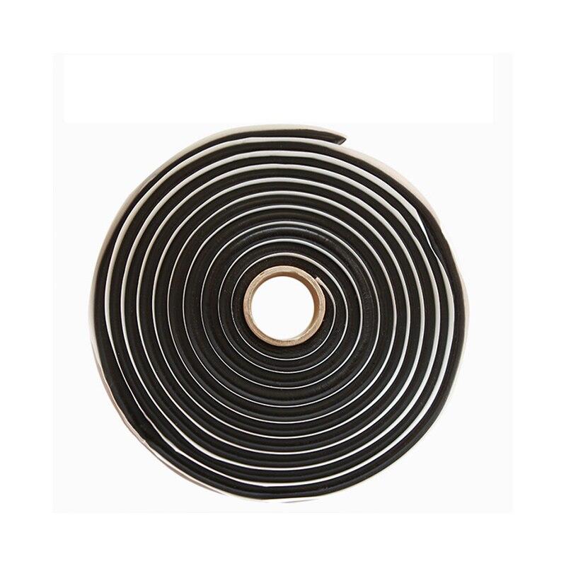 Герметичный уплотнитель для фар, мягкая водонепроницаемая лента для фар, нетоксичный и безвкусный бутилкаучуковый клей, 9 мм * 4 м