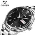 CADISEN C1032 мужские часы 2019 Топ бренд класса люкс Мужские автоматические механические часы мужские водонепроницаемые часы Relogio Masculino
