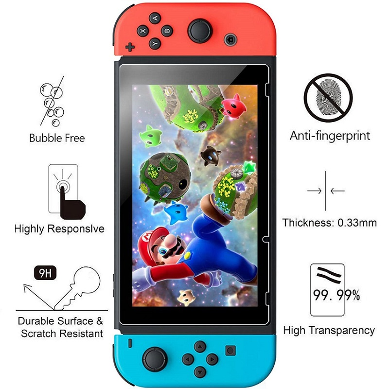 nintendo switch screen protector