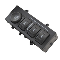 Wotefusi Window Lifter Switch Fit for Chevrolet Silverado Tahoe GMC Sierra Yukon 4x4 [QPA635]