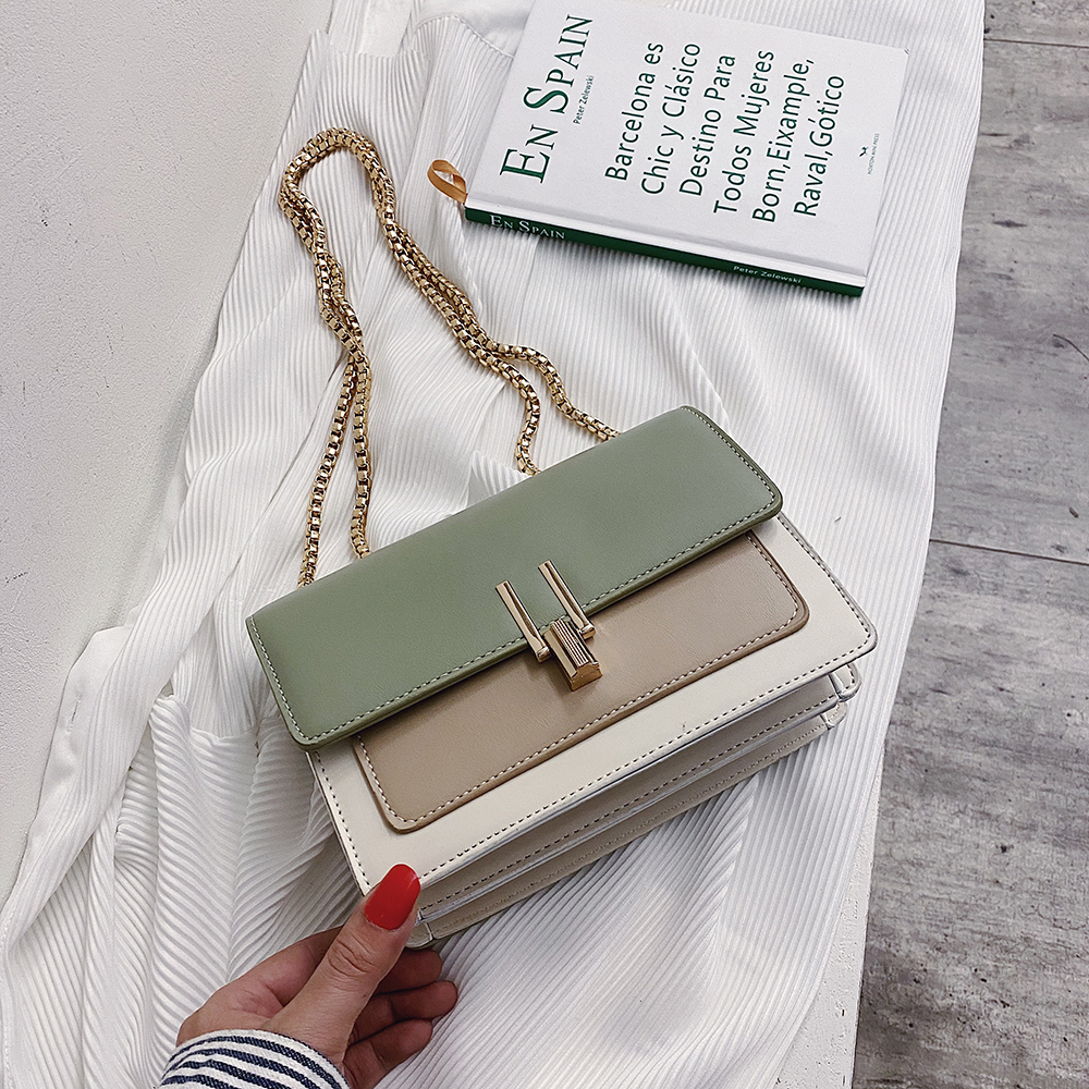 Luxury Designer Crossbody Bags Women Flap Handbags 2020 New Fashion Zipper Versatile Messenger Bags Women Bolsa Feminina