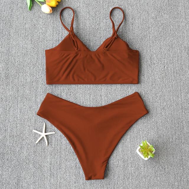 Push Up Swim Suit