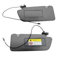 Car Sun Visor Shield Shade Board for Peugeot 2008 3008 301 308 308S 408 508 Citroen C5 8163EG 98158119ZQ 98158116ZQ