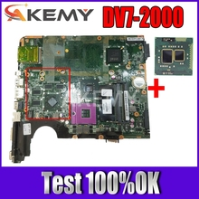 Laptop Motherboard DDR2 DV7-2000 Hp Pavilion 516293-001 GPU PM45 Akemy for Pm45/Ddr2/Hd4500-series