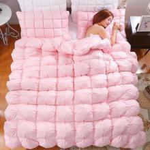 Bread Duvet Core Comforter/blanket/quilt/duvet Summer Winter King Queen Twin Size Handmade Bedding Washable For Hotel Home