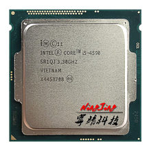 Intel Core i5-4590 i5 4590 3,3 GHz Quad-Core CPU Prozessor 6M 84W LGA 1150