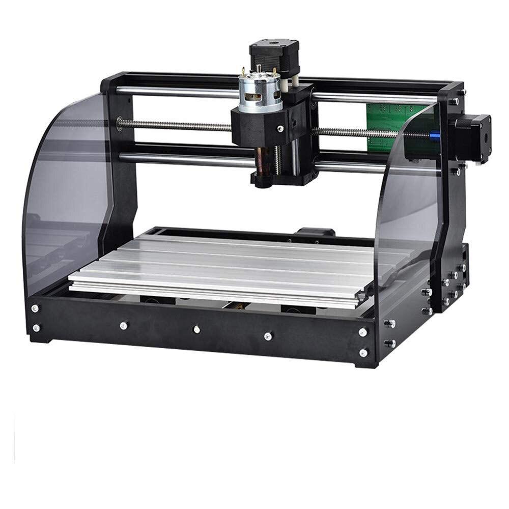 CNC 3018 PRO Laser graveur bois CNC Laser routeur Machine GRBL bricolage gravure Machine pour bois PCB PVC Mini CNC 3018 graveur