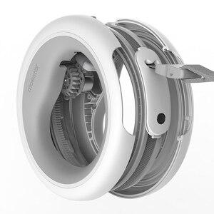 Image 4 - Originele Moestar Intrekbare Huisdier Aangelijnd Hond Trekkabel Flexibele Ring Vorm 2.6M Met Oplaadbare Led Nachtlampje