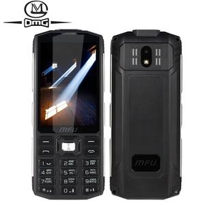 Image 3 - 4000mAh bateria rosyjska klawiatura odporna na wstrząsy telefony komórkowe 3 Tri sim bezprzewodowa FM duża objętość gsm odblokuj wytrzymały telefon A905