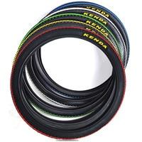 Kenda pneu de bicicleta 26*1.95 60tpi colorido  pneus de ciclismo de montanha  peças k1187 para bicicleta mtb  26 polegadas