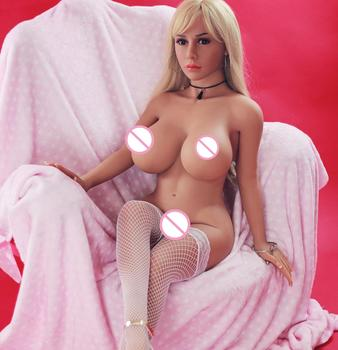 Top Sell 140cm New Product Full Silicone Vagina Big Boobs Female Sex Doll With Big Breast For Men