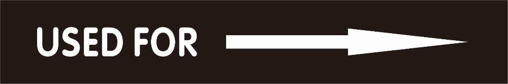 Personalizado 3d etiqueta de metal impressão logotipo