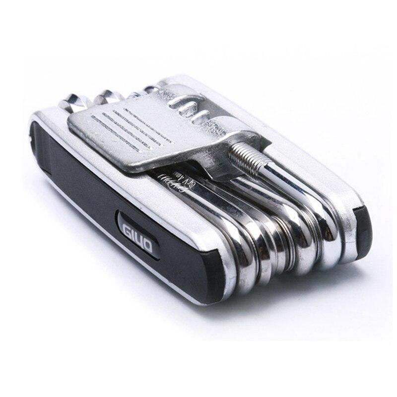 13/10 em 1 multi-função ferramentas de reparo da bicicleta ferramentas de ciclismo portátil ciclismo ferramentas para reparação da bicicleta kits de ferramentas conjunto