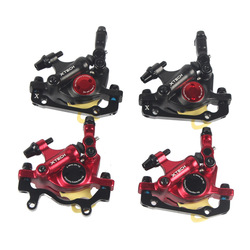 HB100 MTB Mountain Bike  Hydraulic Disc Brakes Calipers Front & Rear G3 rotors 120/140/160/180MM MT200 M315