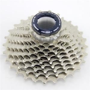 Image 3 - SHIMANO Ultegra CS R8000 HG800 11 כביש אופני Freewheel 11 מהירות 11 25T 11 28T 11  30T 11 32T 11 34T R8000 קלטת ספרוקט