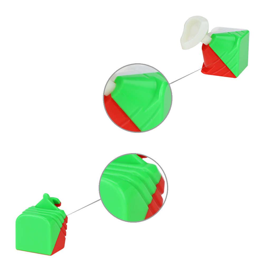 Новые оригинальные куб Yongjun Yj Yulong V2 м 3x3x3 Магнитная, Магический кубик, профессиональная Yulong 2 м 3x3 Скорость поворотный кубик развивающая детская игрушка